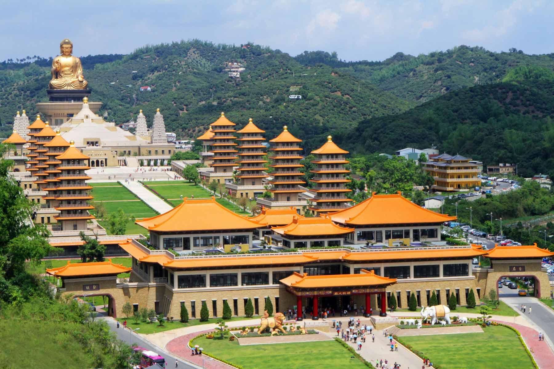 Khám Phá Quốc Đảo Đài Loan 5 ngày 4 đêm