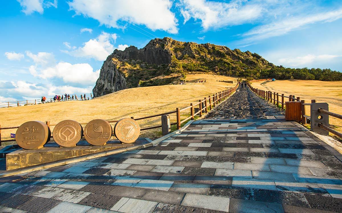 Jeju – Đảo Thiên Đường 4N4Đ